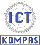 ICT kompas Logo